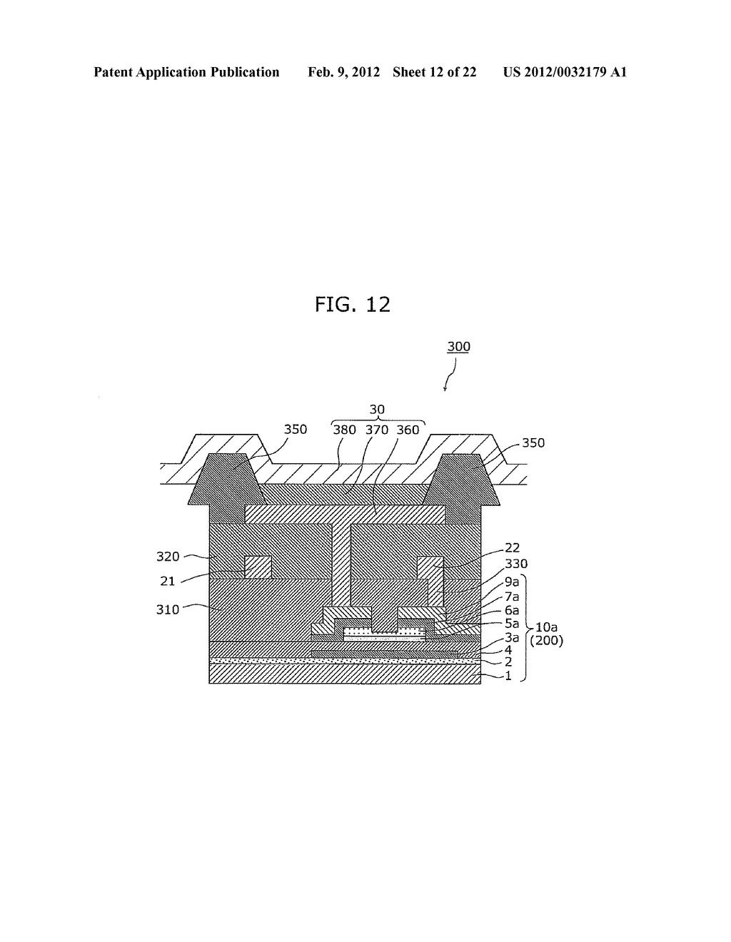 THIN-FILM TRANSISTOR ARRAY DEVICE, ORGANIC EL DISPLAY DEVICE, AND METHOD     OF MANUFACTURING THIN-FILM TRANSISTOR ARRAY DEVICE - diagram, schematic, and image 13