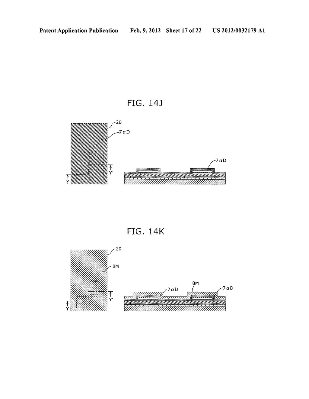 THIN-FILM TRANSISTOR ARRAY DEVICE, ORGANIC EL DISPLAY DEVICE, AND METHOD     OF MANUFACTURING THIN-FILM TRANSISTOR ARRAY DEVICE - diagram, schematic, and image 18