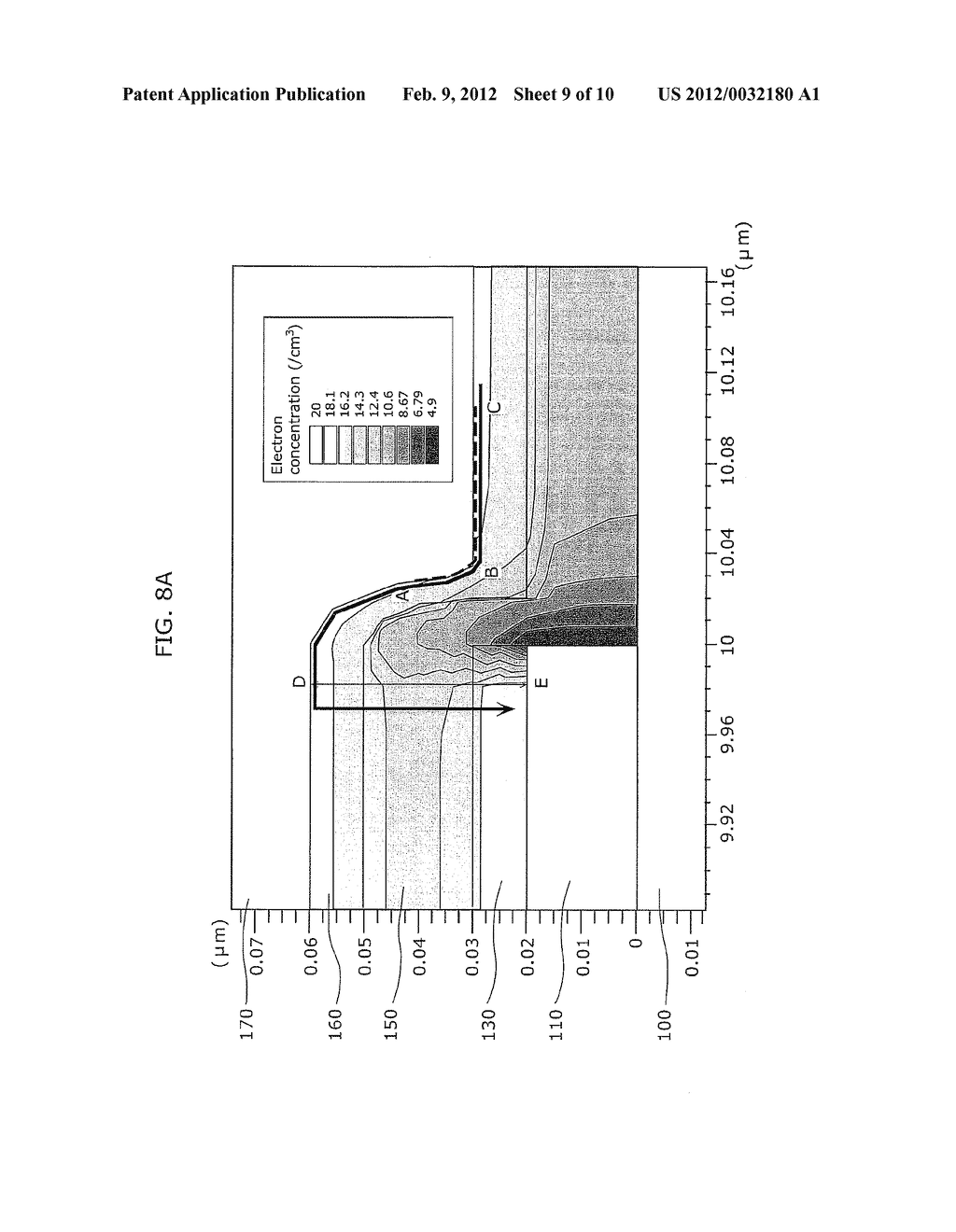 THIN-FILM TRANSISTOR DEVICE AND METHOD OF MANUFACTURING THE SAME - diagram, schematic, and image 10