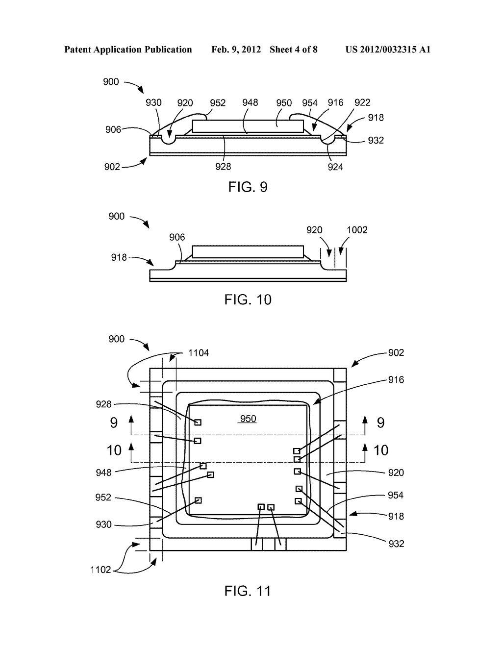 INTEGRATED CIRCUIT PACKAGING SYSTEM WITH DIE PADDLE AND METHOD OF     MANUFACTURE THEREOF - diagram, schematic, and image 05