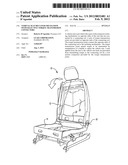 Vehicle Seat Recliner Mechanism with Selective Torque Transmission     Connectors diagram and image