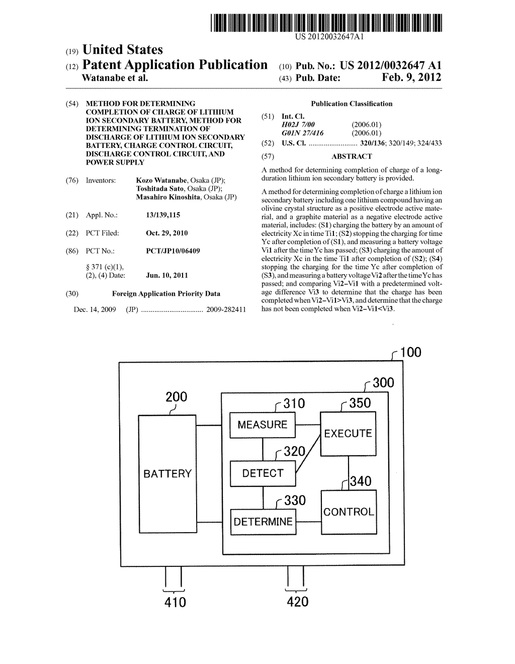 Method For Determining Completion Of Charge Lithium Ion Secondary Lithiumion Battery Charger One Schematic Termination Discharge