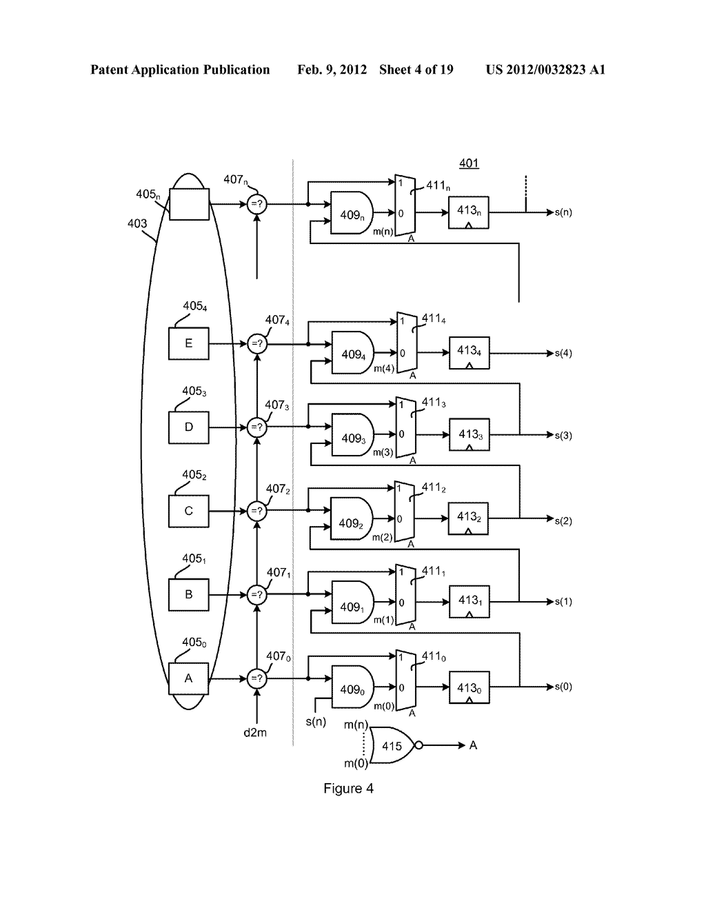 METHOD AND APPARATUS FOR ADAPTIVE LOSSLESS DATA COMPRESSION - diagram, schematic, and image 05
