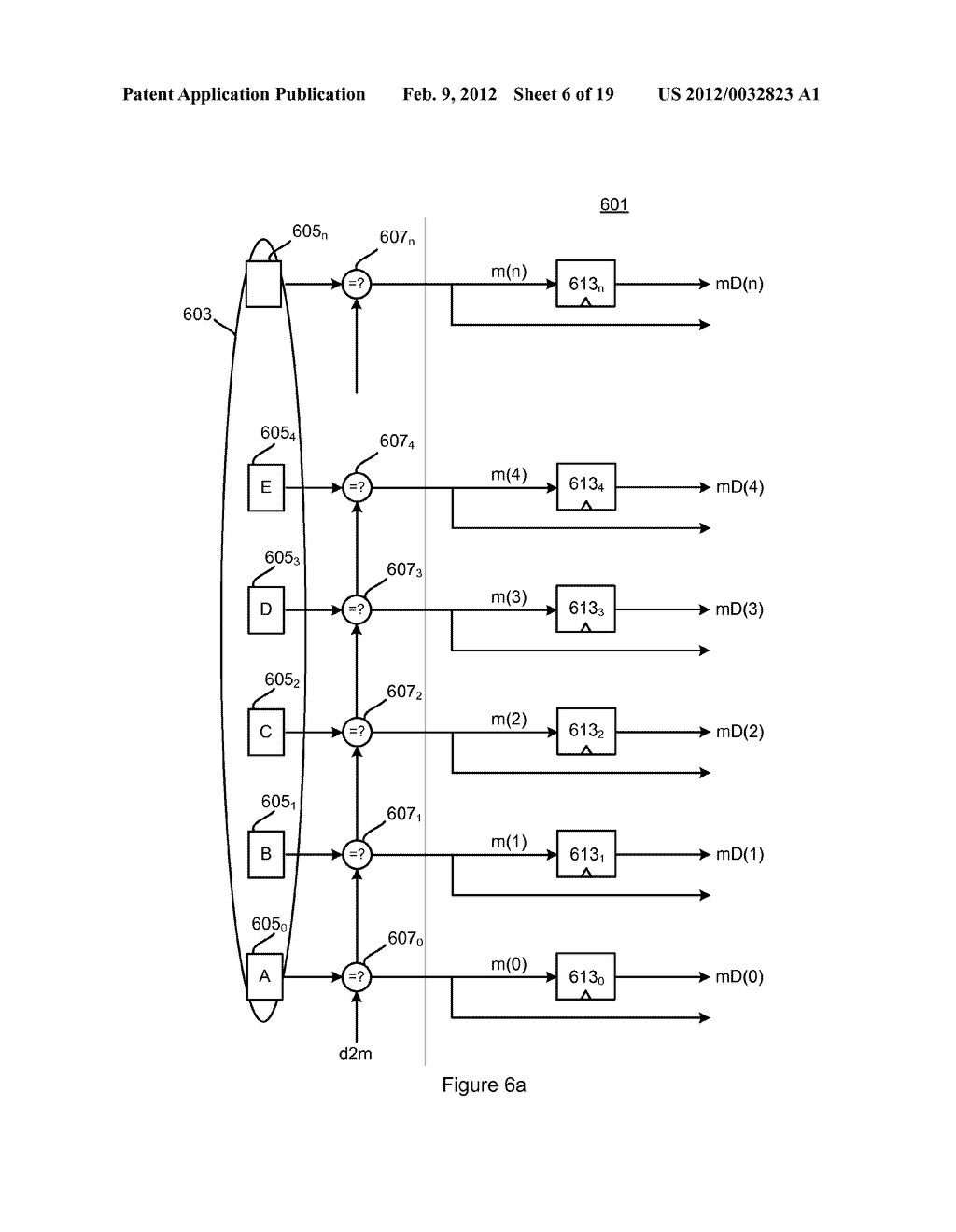 METHOD AND APPARATUS FOR ADAPTIVE LOSSLESS DATA COMPRESSION - diagram, schematic, and image 07