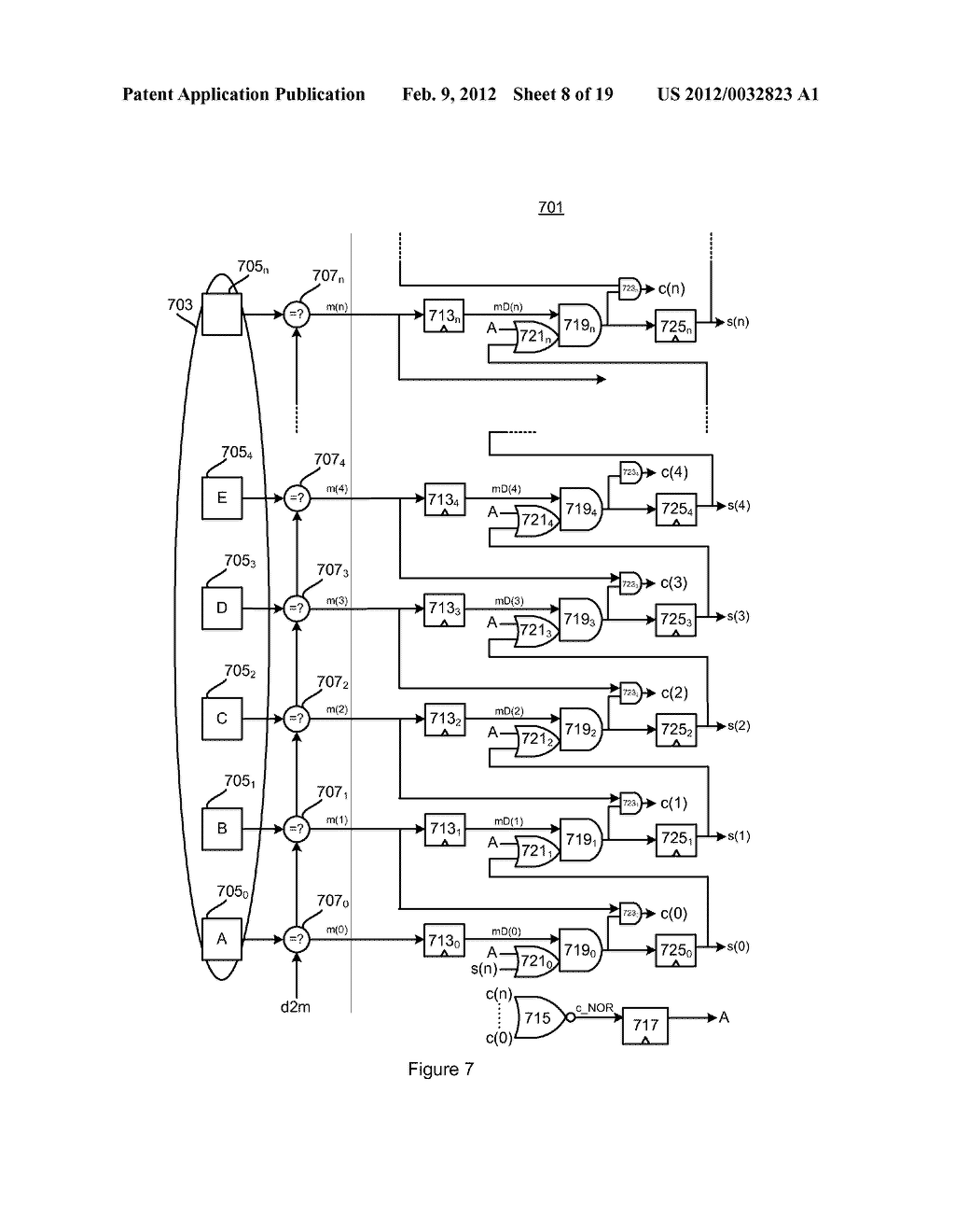 METHOD AND APPARATUS FOR ADAPTIVE LOSSLESS DATA COMPRESSION - diagram, schematic, and image 09