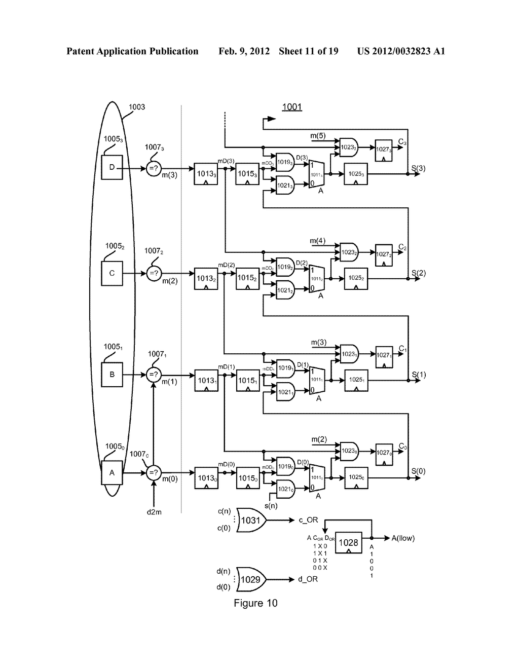 METHOD AND APPARATUS FOR ADAPTIVE LOSSLESS DATA COMPRESSION - diagram, schematic, and image 12