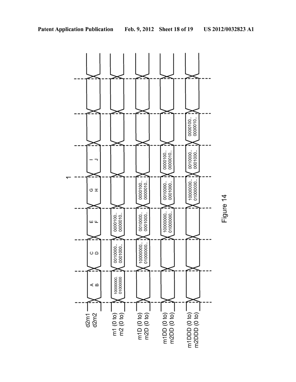 METHOD AND APPARATUS FOR ADAPTIVE LOSSLESS DATA COMPRESSION - diagram, schematic, and image 19
