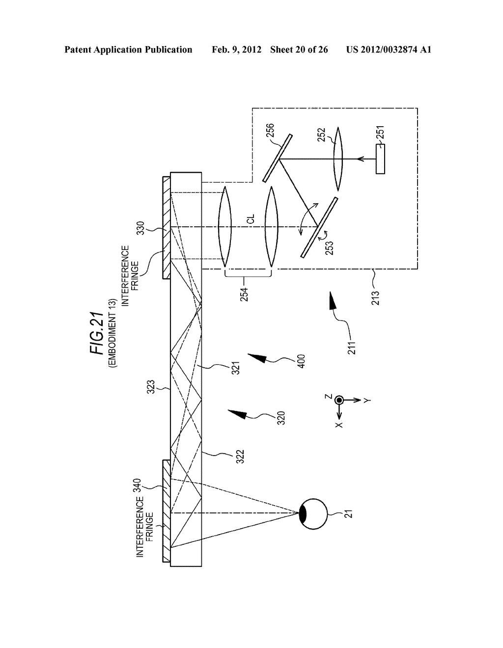DISPLAY APPARATUS ASSEMBLY - diagram, schematic, and image 21