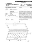 TOUCH KEYBOARD AND ELECTRONIC DEVICE diagram and image