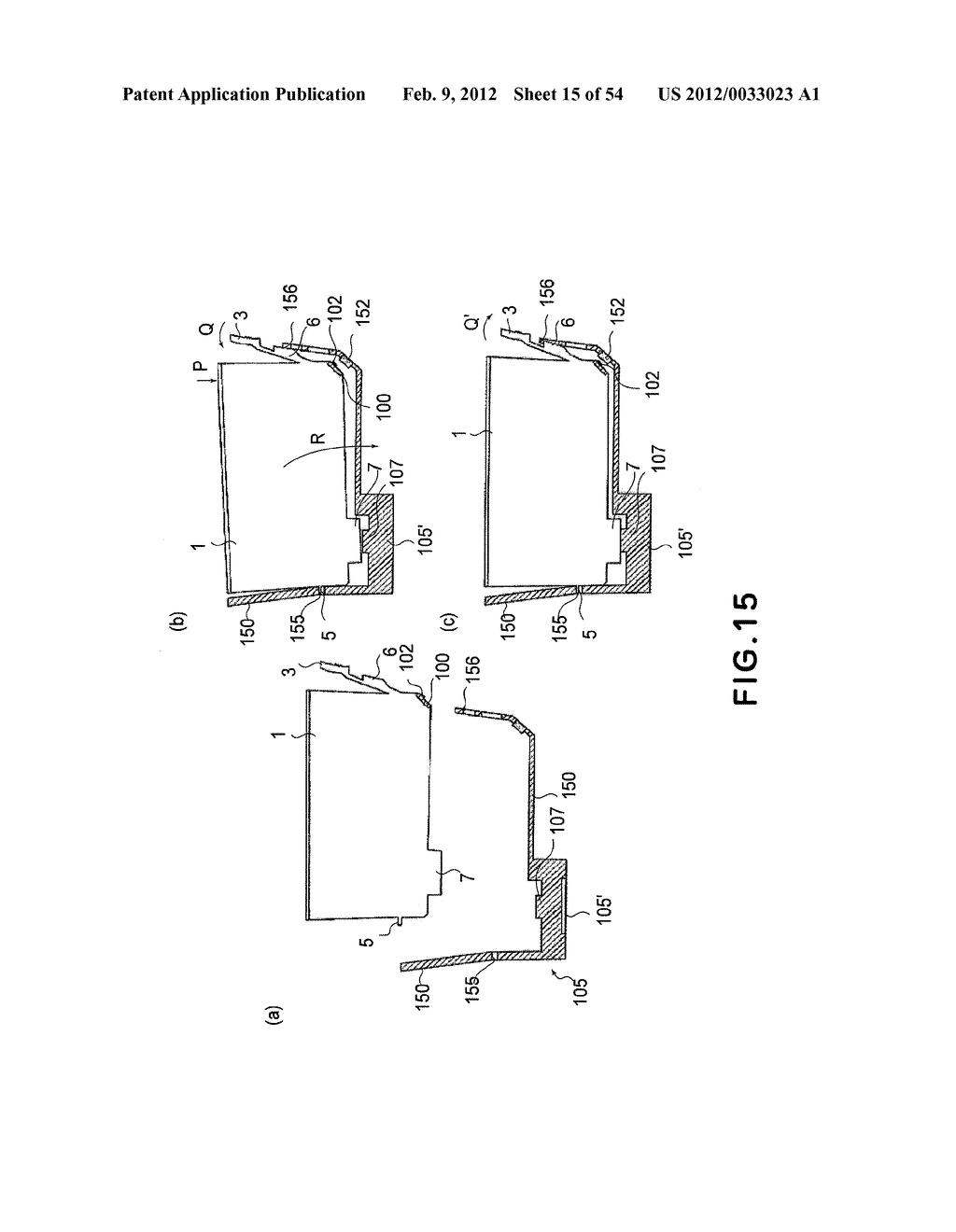 LIQUID CONTAINER, LIQUID SUPPLYING SYSTEM AND CIRCUIT BOARD FOR LIQUID     CONTAINER - diagram, schematic, and image 16