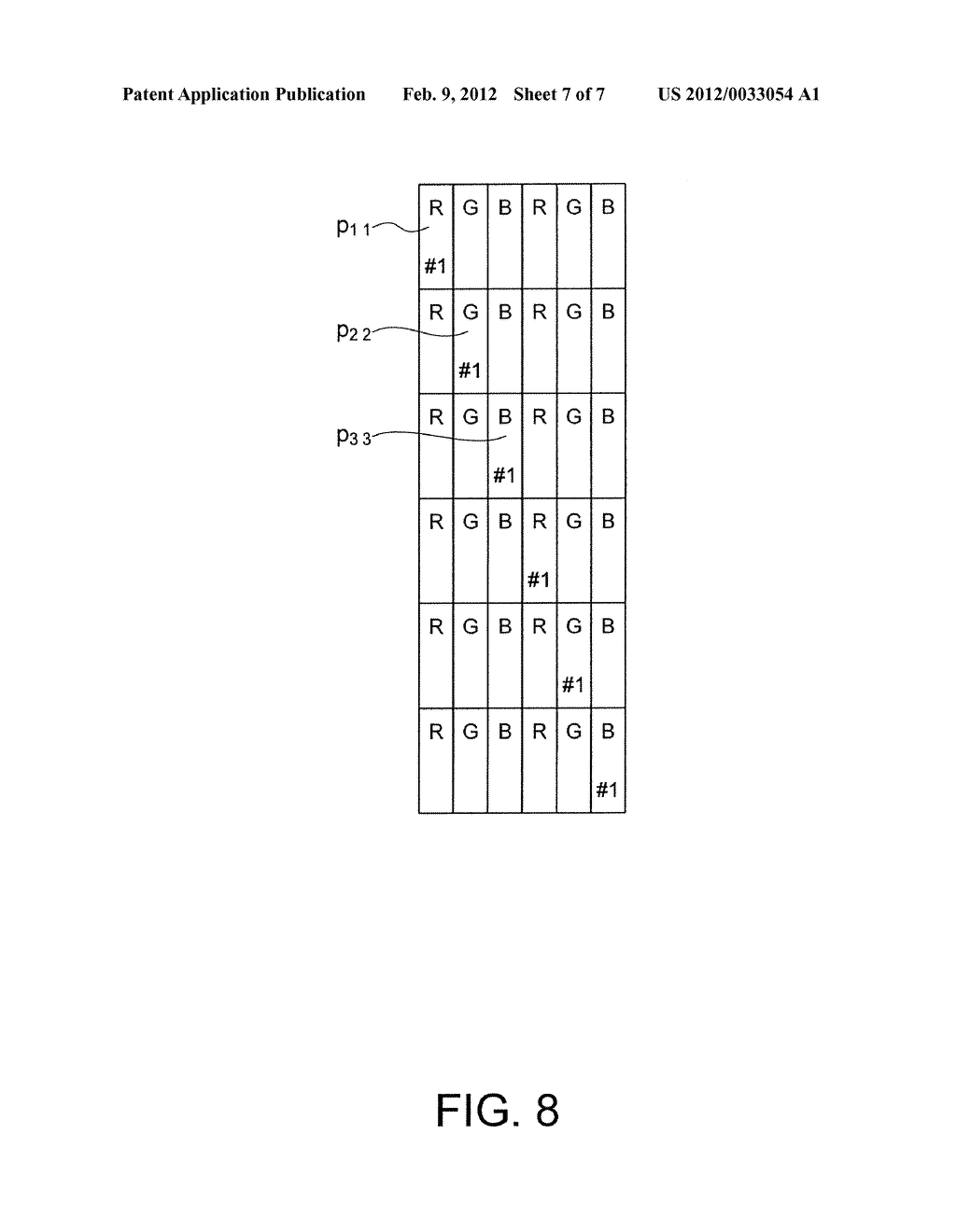 Stereoscopic Video Display Apparatus and Display Method - diagram, schematic, and image 08