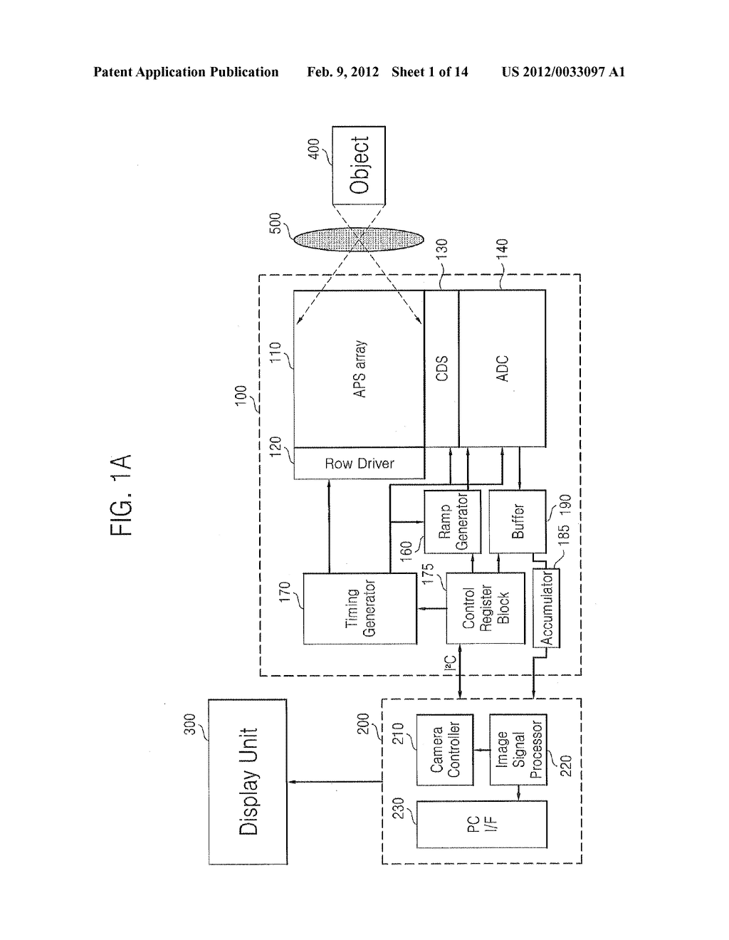 Counter Circuit Analog To Digital Converter Adc Including A Design Image Sensor And Or Systems Associated