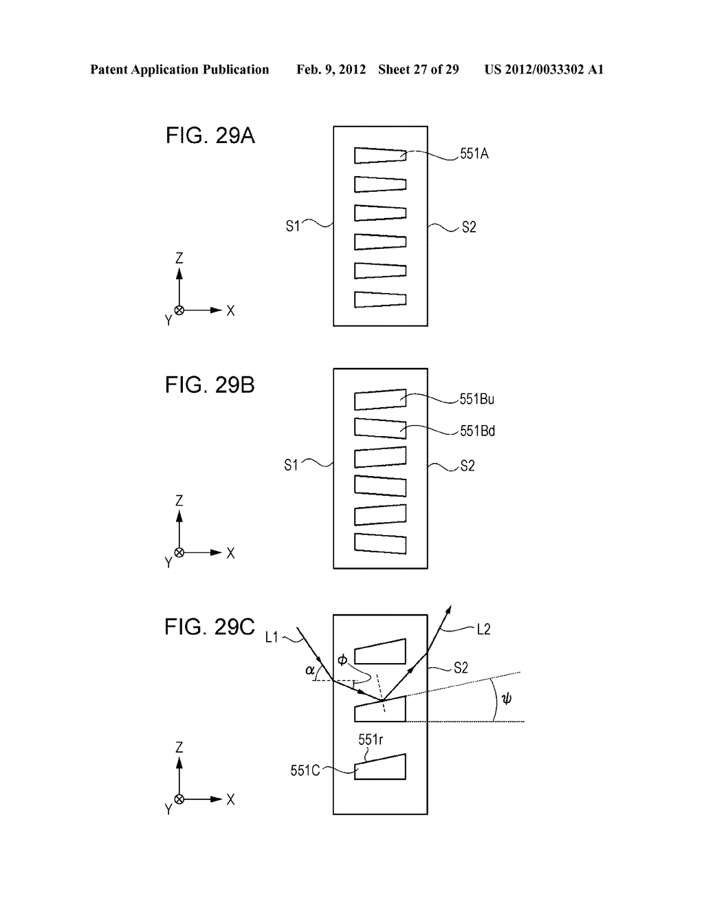 OPTICAL ELEMENT, METHOD OF MANUFACTURING OPTICAL ELEMENT, ILLUMINATION     DEVICE, WINDOW MEMBER, AND FITTING - diagram, schematic, and image 28