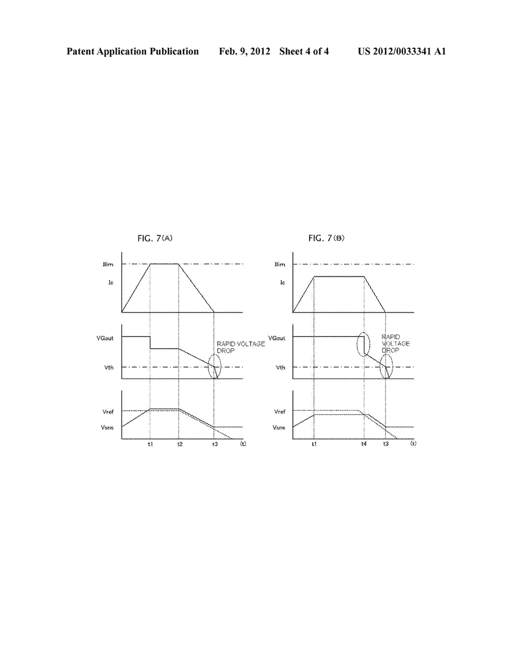 SEMICONDUCTOR APPARATUS EXHIBITING CURRENT CONTROL FUNCTION - diagram, schematic, and image 05