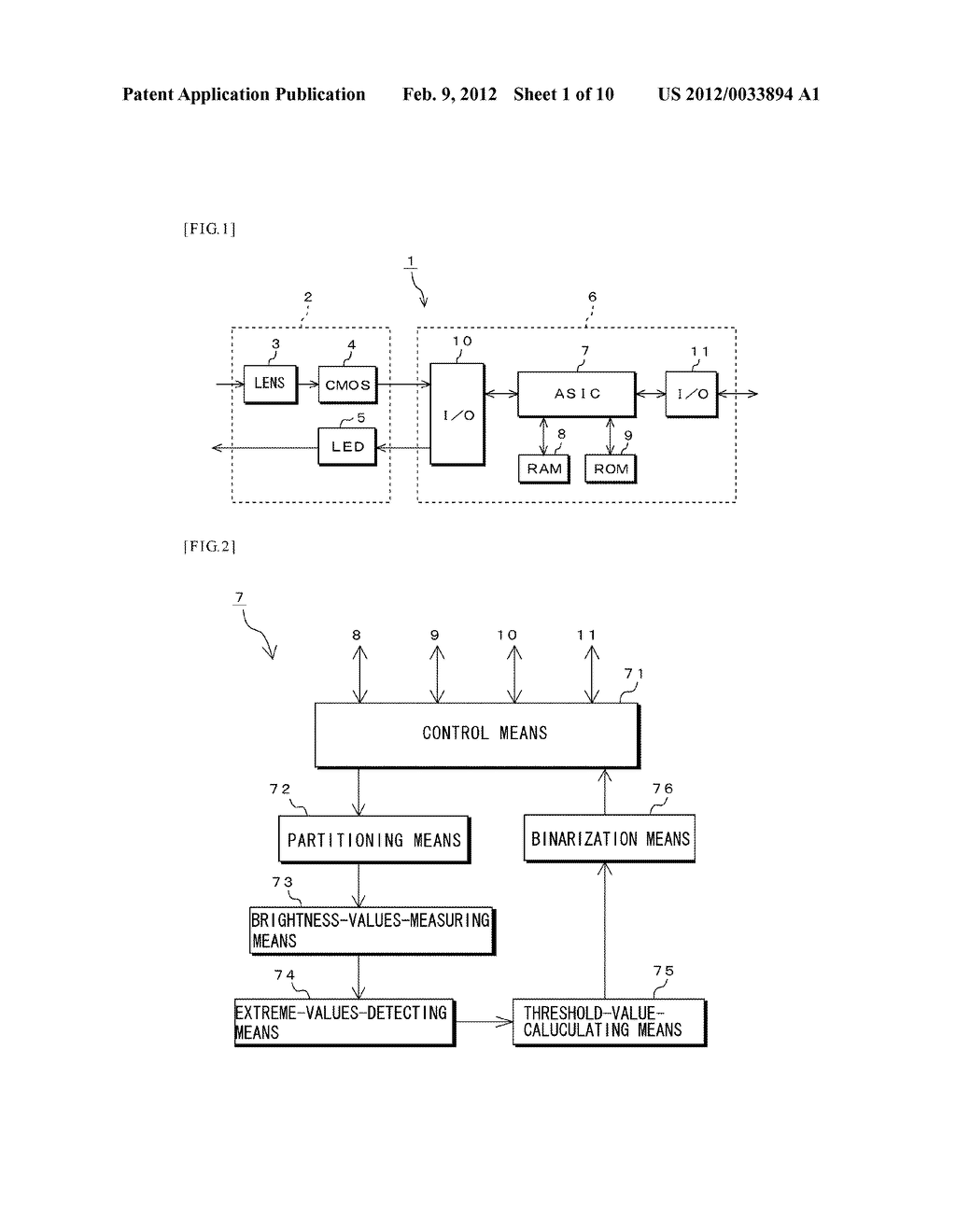 Optical Information-Reading Apparatus and Optical Information-Reading     Method - diagram, schematic, and image 02