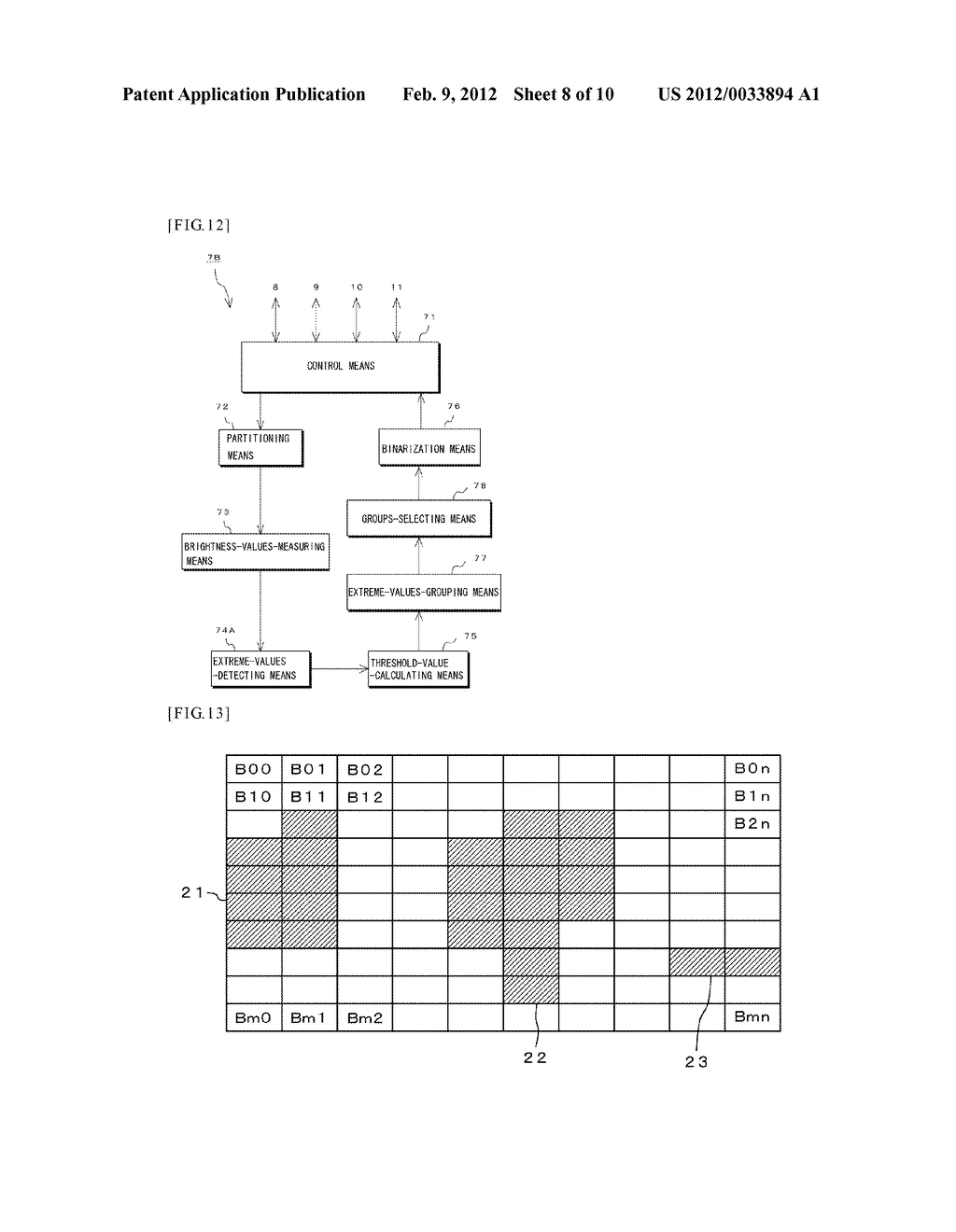Optical Information-Reading Apparatus and Optical Information-Reading     Method - diagram, schematic, and image 09