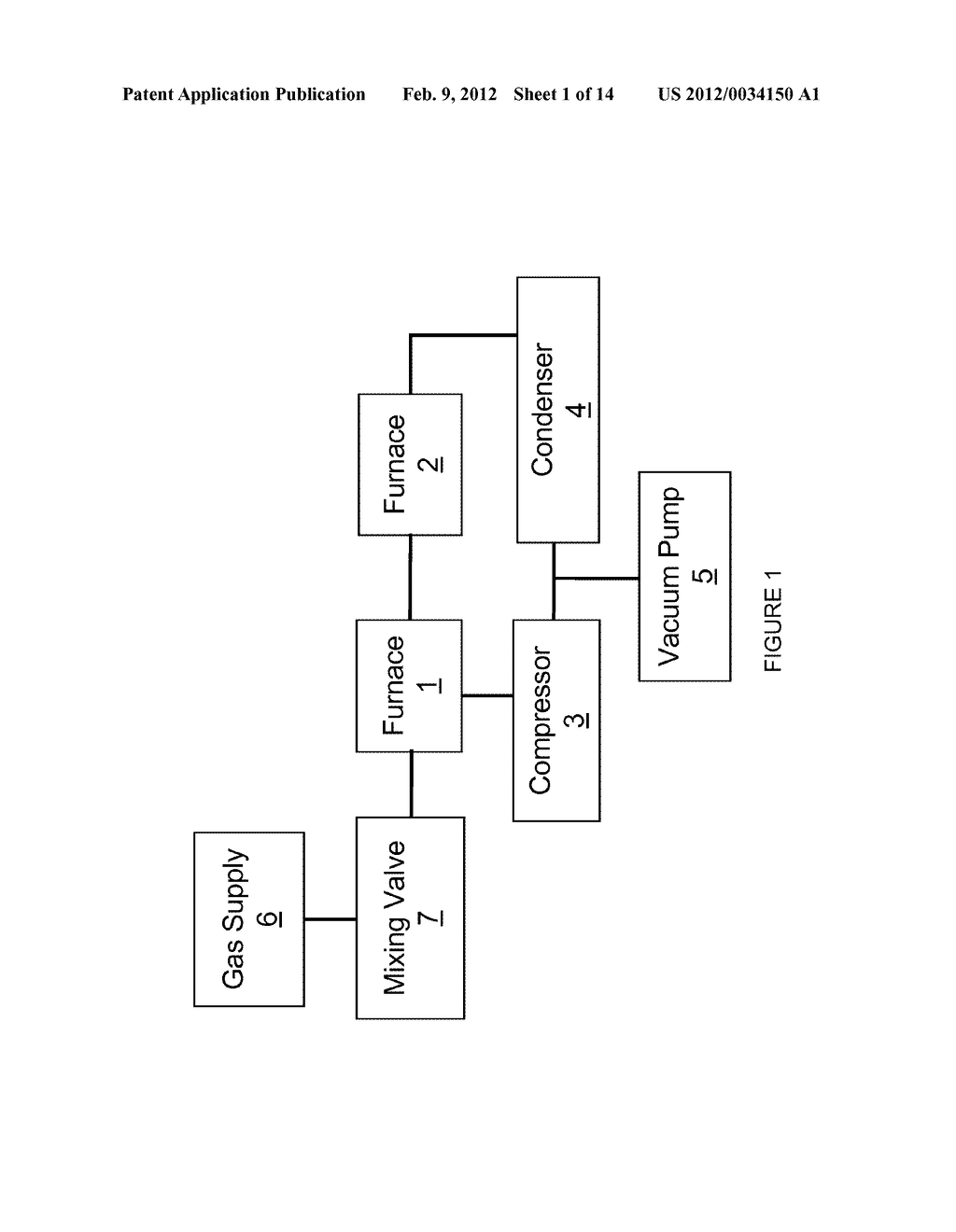 Method for Producing Solid Carbon by Reducing Carbon Oxides - diagram, schematic, and image 02