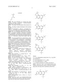 Hepatitis C Inhibitor Compounds diagram and image