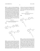 Controlled Release of Nitric Oxide And Drugs From Functionalized Macromers     And Oligomers diagram and image