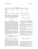 POLYHYDROXY-DIAMINES AS MULTI-FUNCTIONAL ADDITIVES FOR PAINTS, COATINGS     AND EPOXIES diagram and image