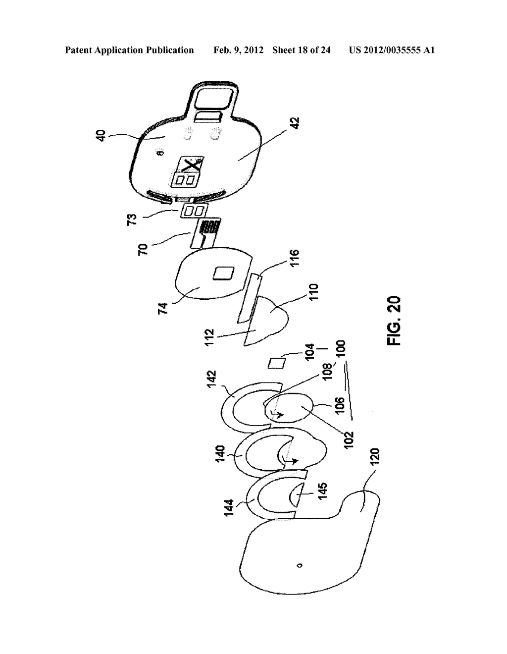 TRANSDERMAL PORATOR AND PATCH SYSTEM AND METHOD FOR USING SAME - diagram, schematic, and image 19