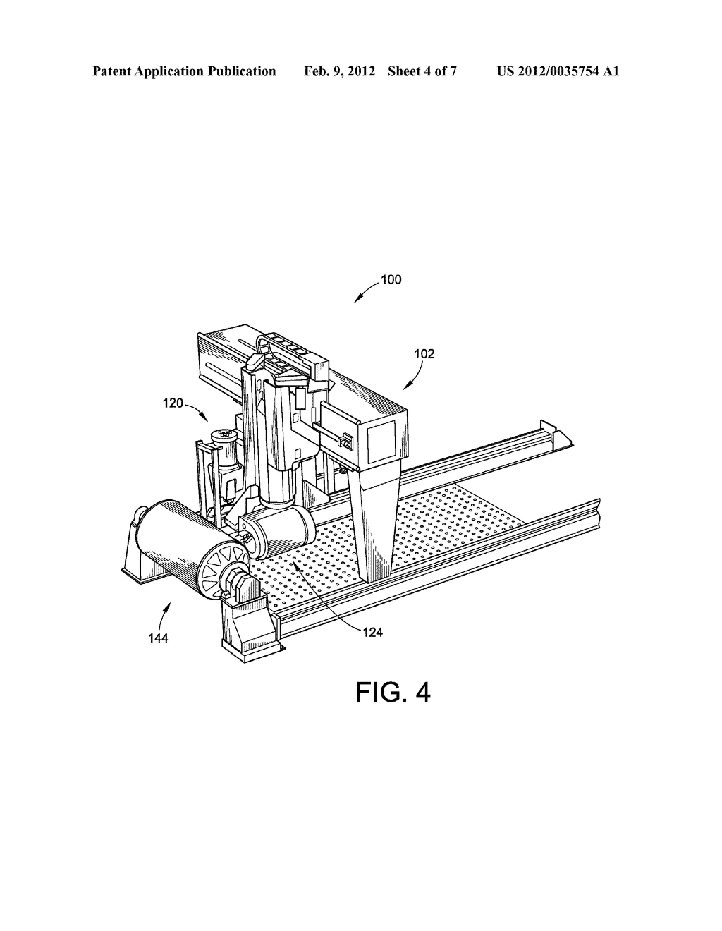 MANUFACTURING PROCESS AND APPARATUS HAVING AN INTERCHANGEABLE MACHINE TOOL     HEAD WITH INTEGRATED CONTROL - diagram, schematic, and image 05