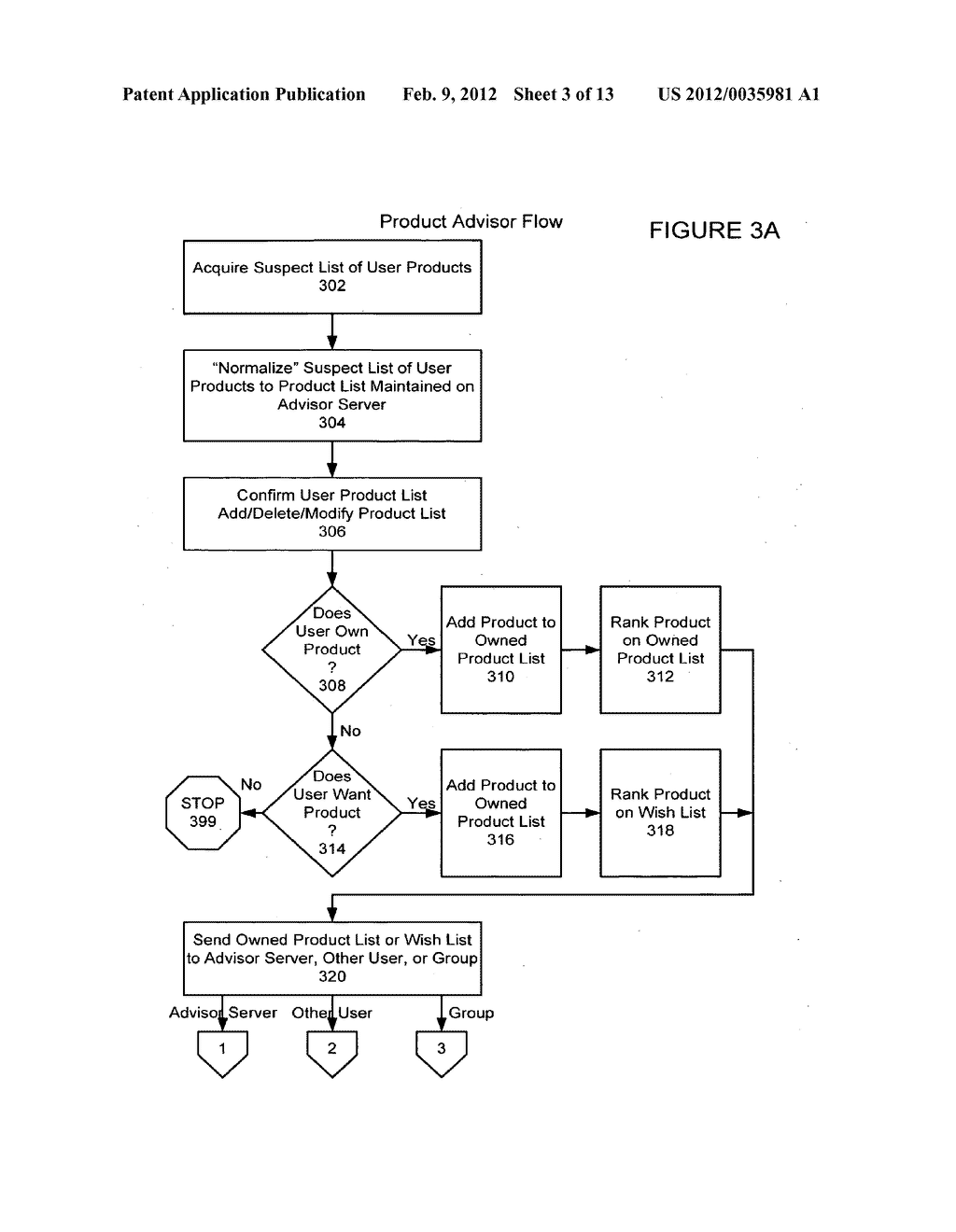 System and Method for an Electronic Product Advisor - diagram, schematic, and image 04