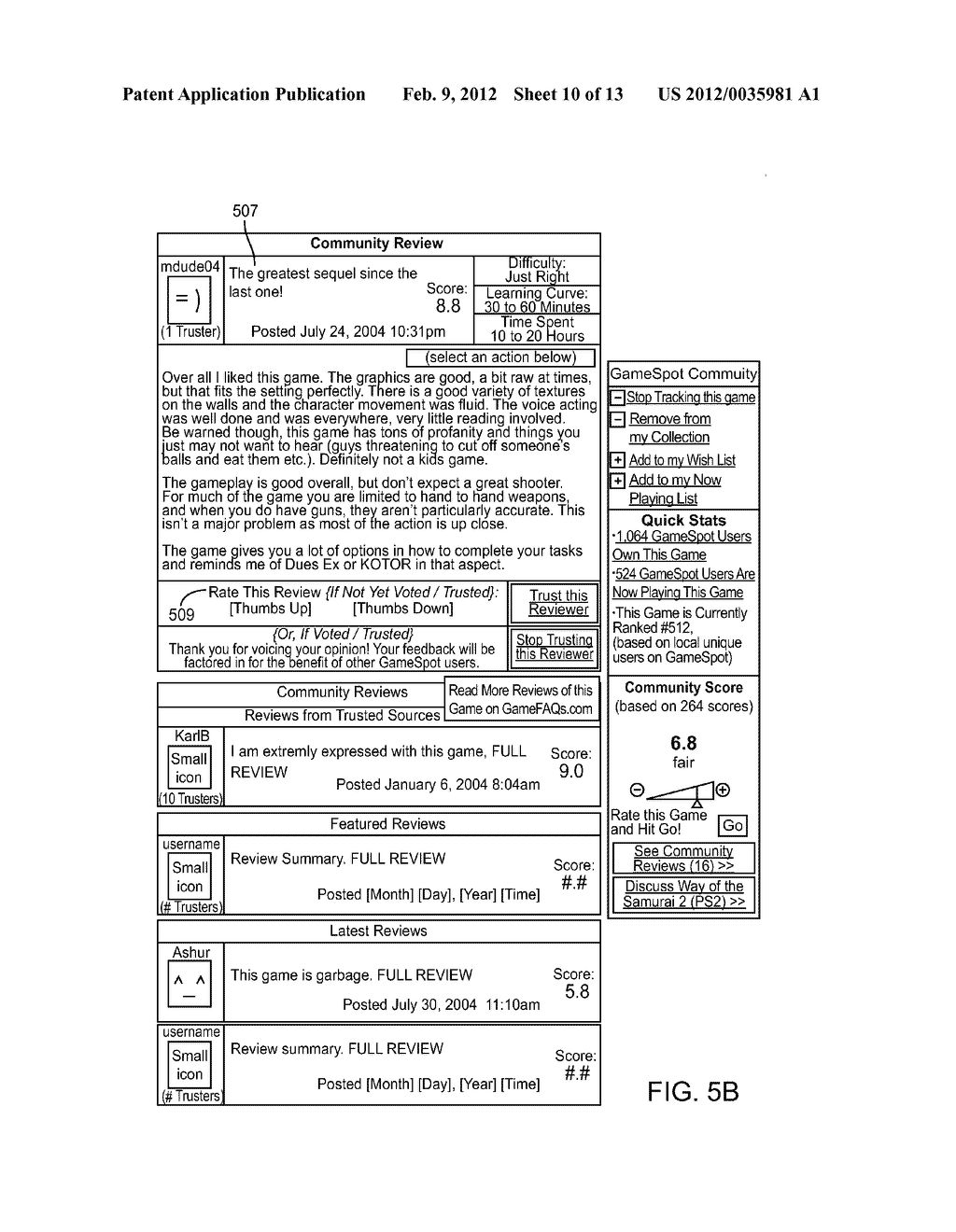 System and Method for an Electronic Product Advisor - diagram, schematic, and image 11