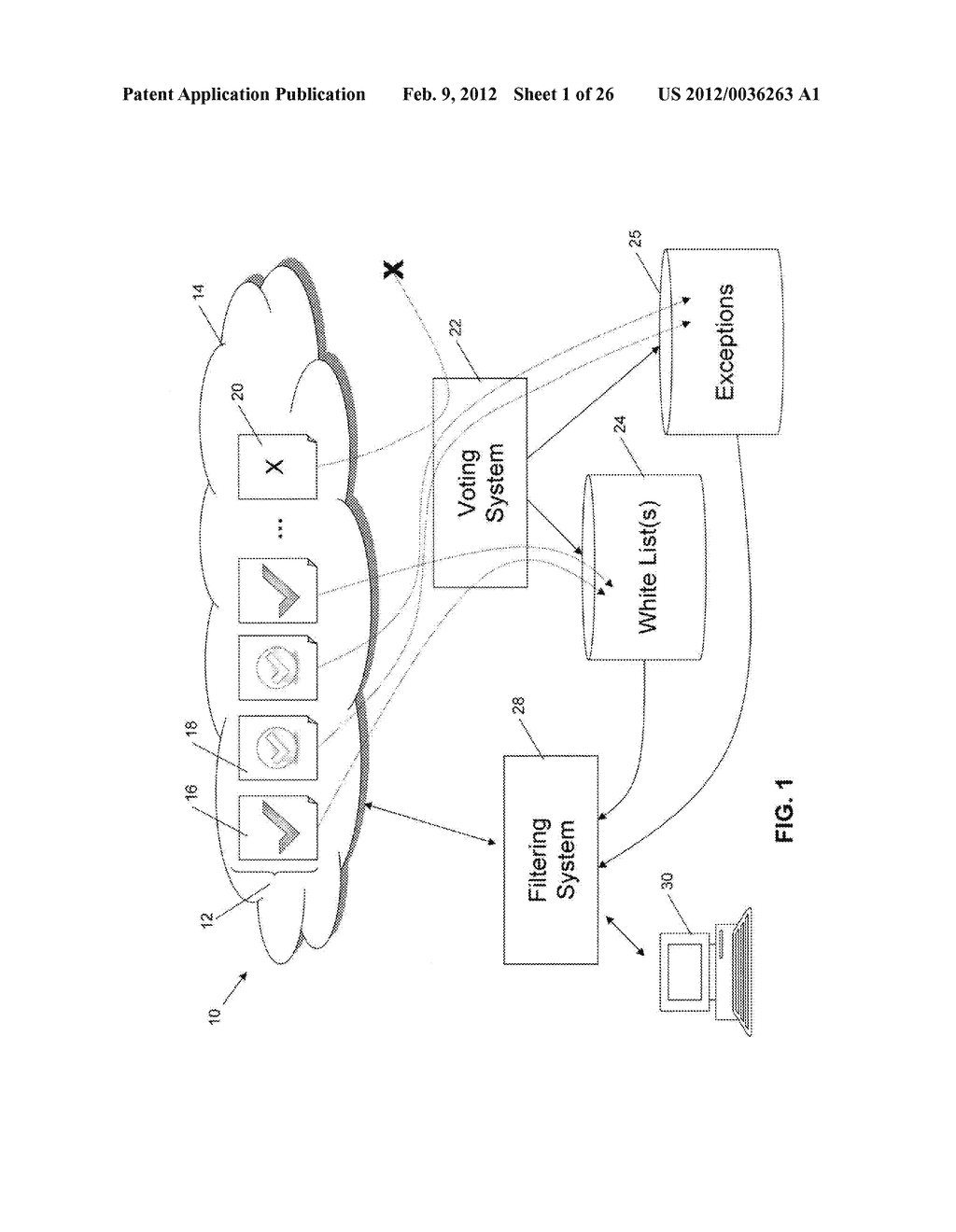 System and Method for Monitoring and Controlling Access to Web Content - diagram, schematic, and image 02