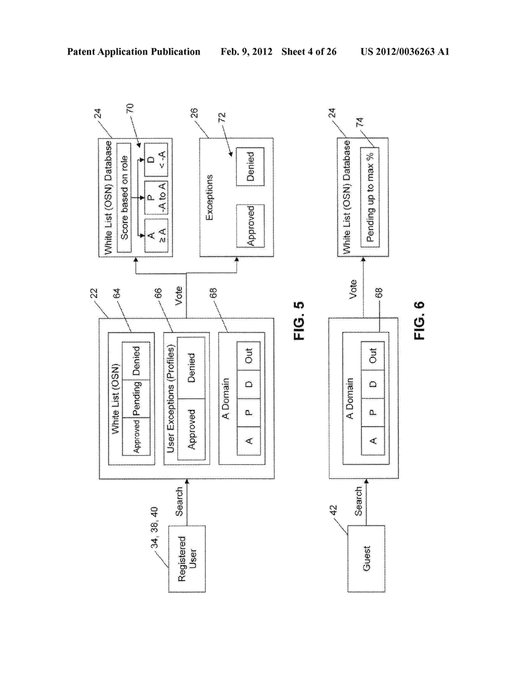 System and Method for Monitoring and Controlling Access to Web Content - diagram, schematic, and image 05
