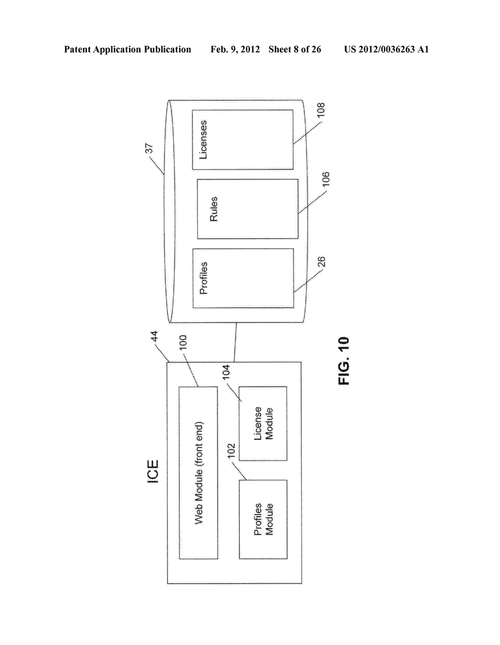 System and Method for Monitoring and Controlling Access to Web Content - diagram, schematic, and image 09