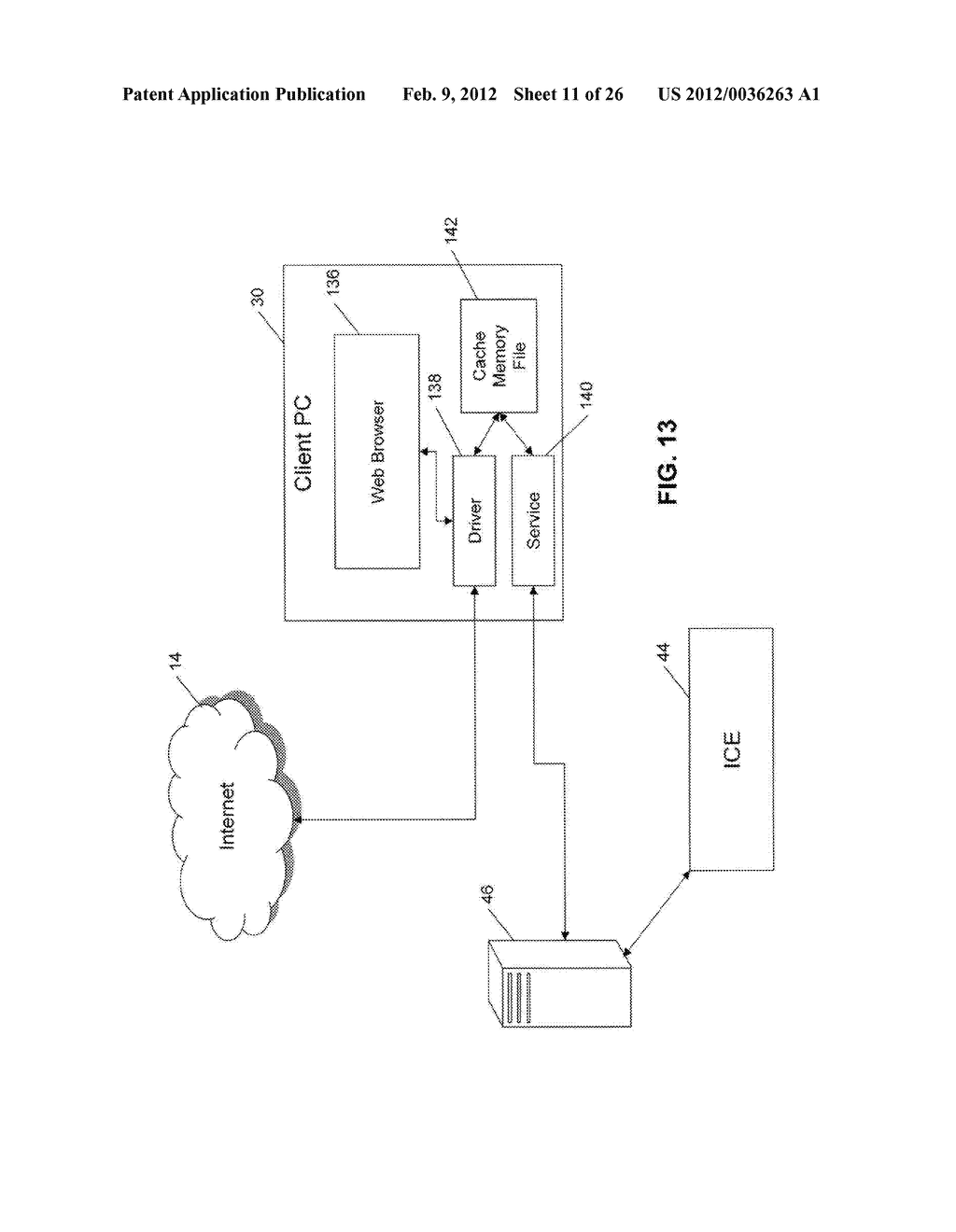 System and Method for Monitoring and Controlling Access to Web Content - diagram, schematic, and image 12