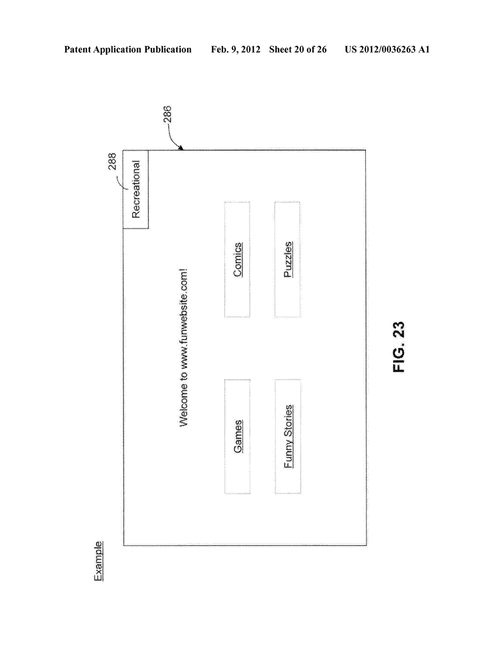System and Method for Monitoring and Controlling Access to Web Content - diagram, schematic, and image 21