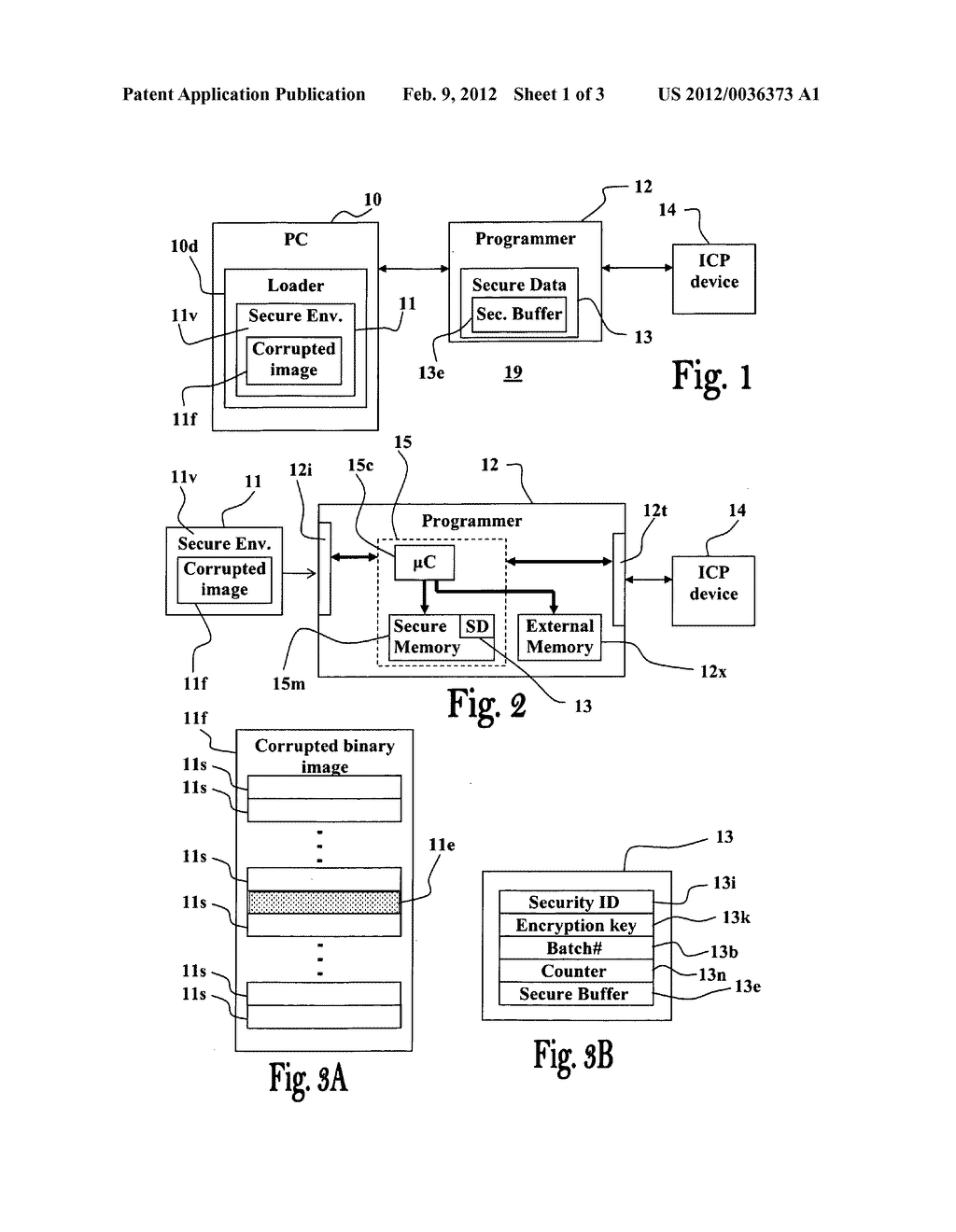 Method system and device for secure firmware programming - diagram, schematic, and image 02
