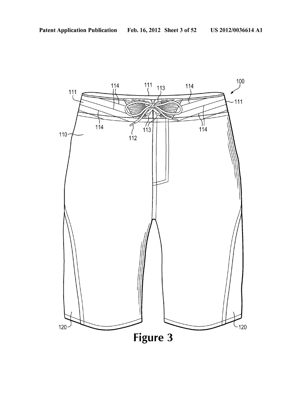 Apparel Incorporating Tensile Strands - diagram, schematic, and image 04