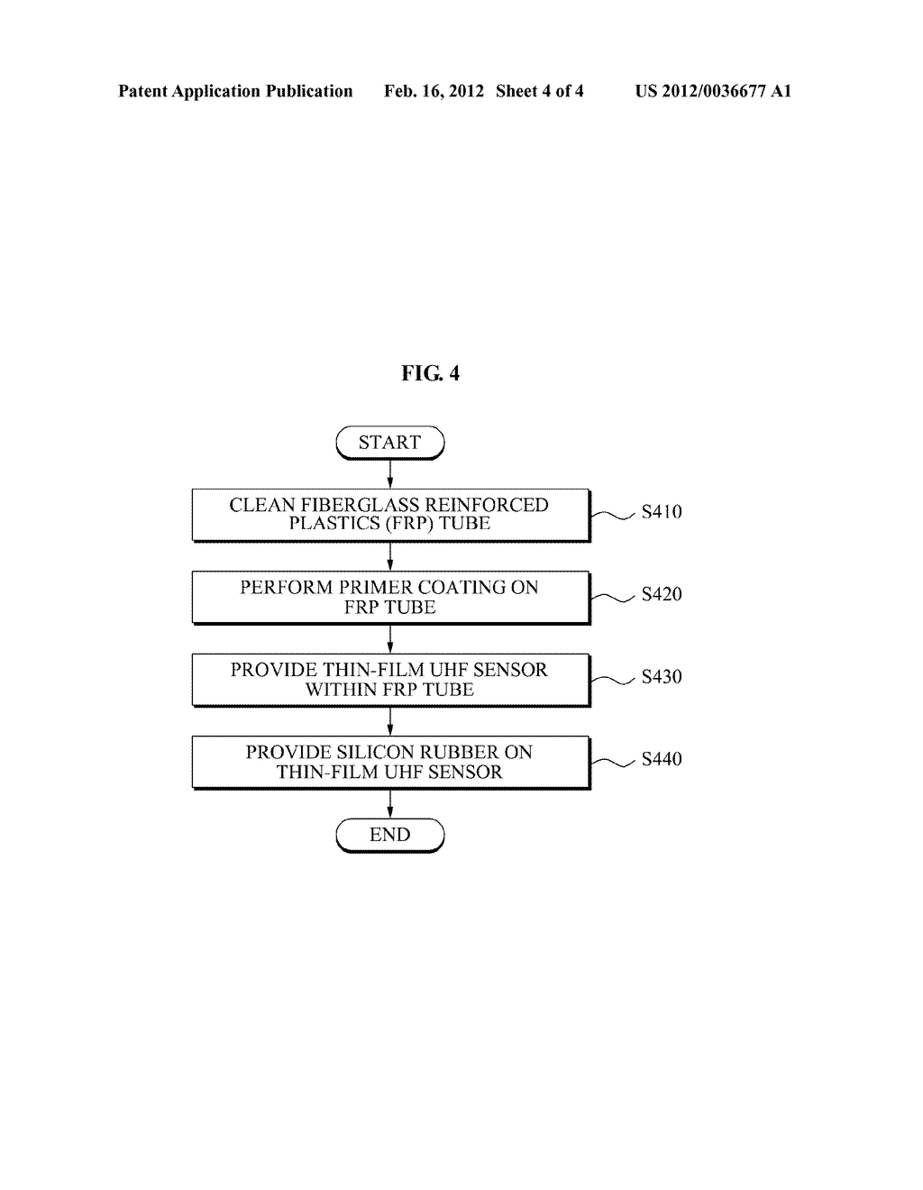 METHOD FOR MANUFACTURING A COMPOSITE BUSHING, AND PARTIAL DISCHARGE     DIAGNOSTIC SYSTEM FOR COMPOSITE BUSHING - diagram, schematic, and image 05