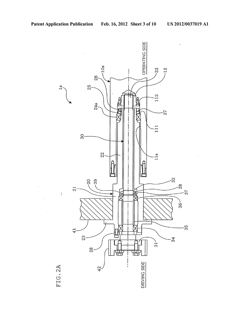 PRINTING CYLINDER DEVICE AND ROTARY PRESS COMPRISING PRINTING CYLINDER     DEVICE - diagram, schematic, and image 04