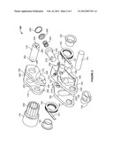 SINGLE LOBE DEACTIVATING ROCKER ARM diagram and image