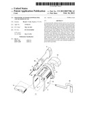 ERGONOMIC HAND-HELD POWER TOOL AND METHODS OF USE diagram and image