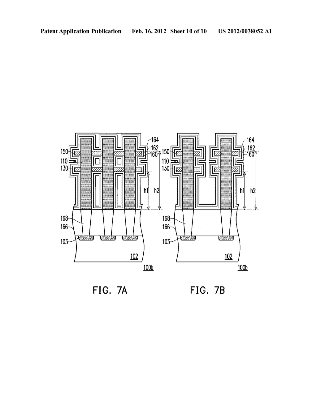 SEMICONDUCTOR DEVICE AND FABRICATING METHOD THEREOF - diagram, schematic, and image 11