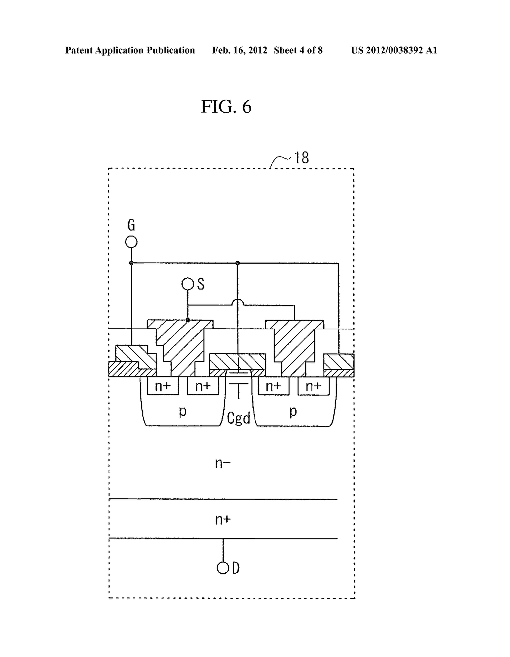 DRIVING CIRCUIT OF INSULATED GATE DEVICE - diagram, schematic, and image 05