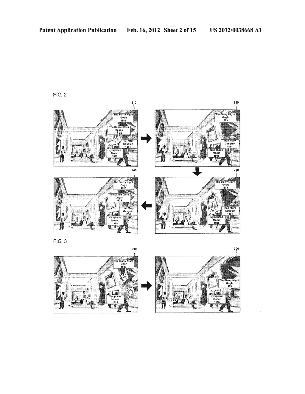 METHOD FOR DISPLAY INFORMATION AND MOBILE TERMINAL USING THE SAME - diagram, schematic, and image 03