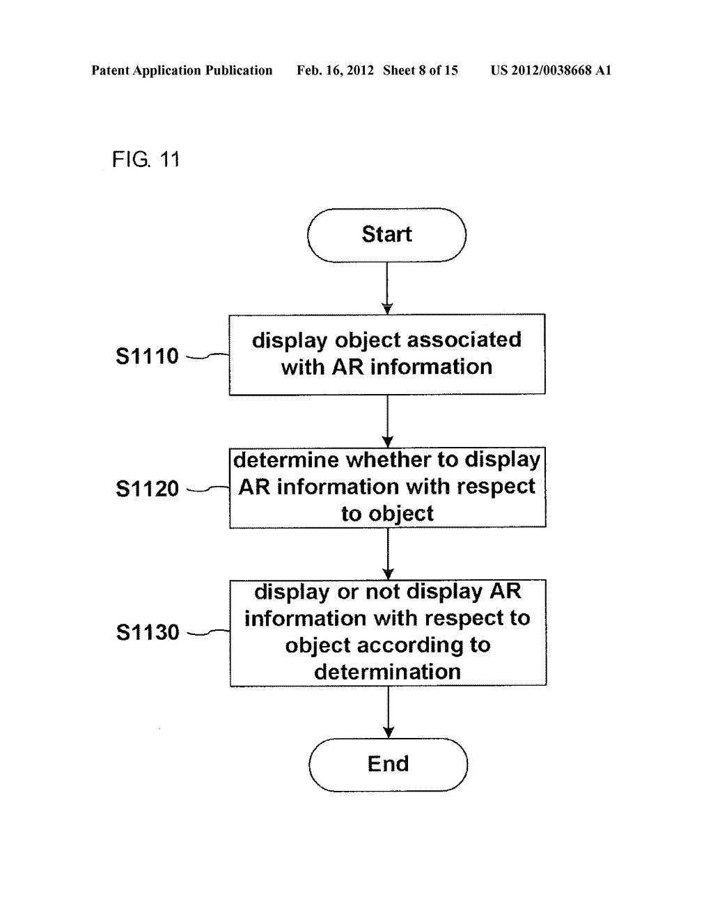 METHOD FOR DISPLAY INFORMATION AND MOBILE TERMINAL USING THE SAME - diagram, schematic, and image 09
