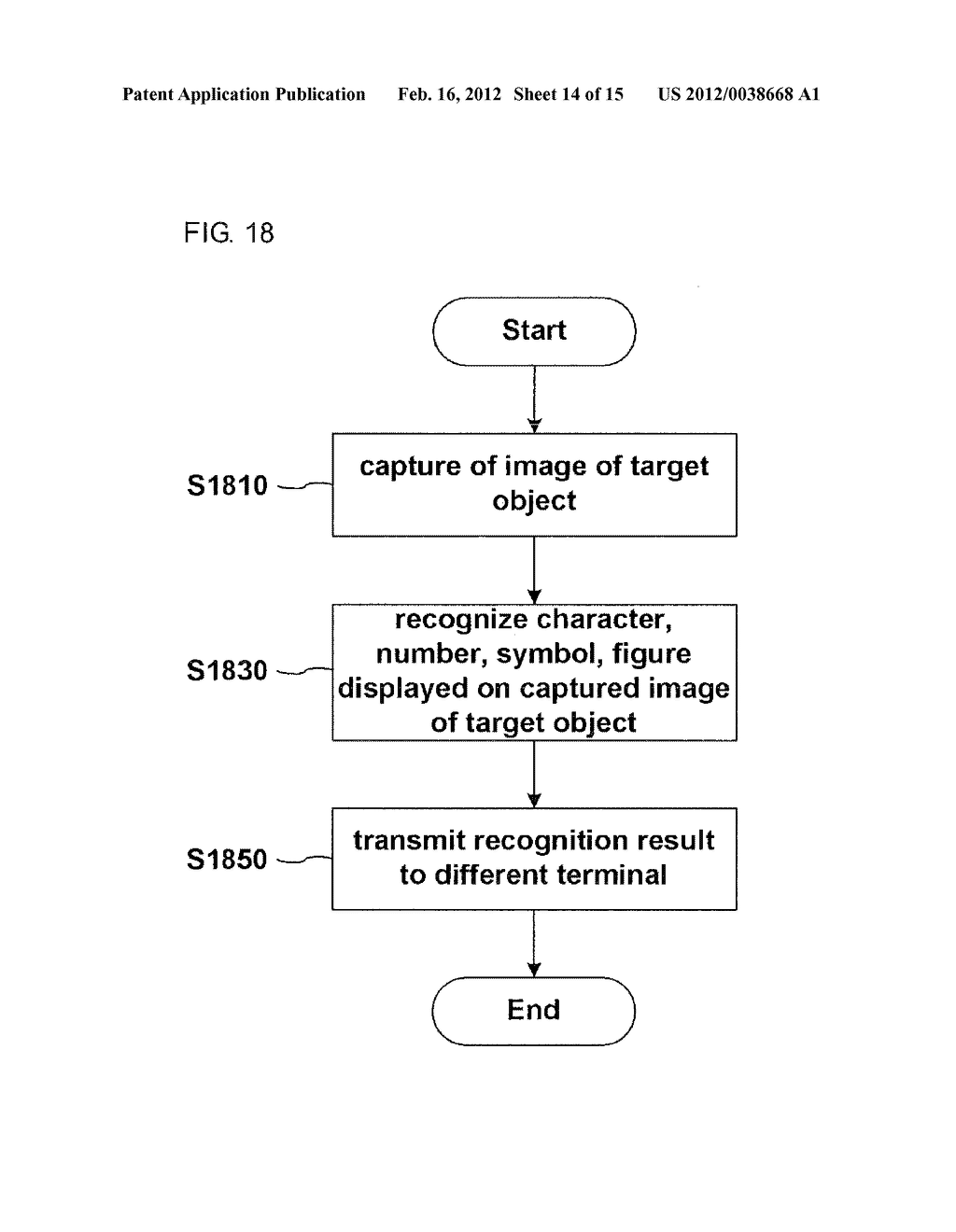 METHOD FOR DISPLAY INFORMATION AND MOBILE TERMINAL USING THE SAME - diagram, schematic, and image 15