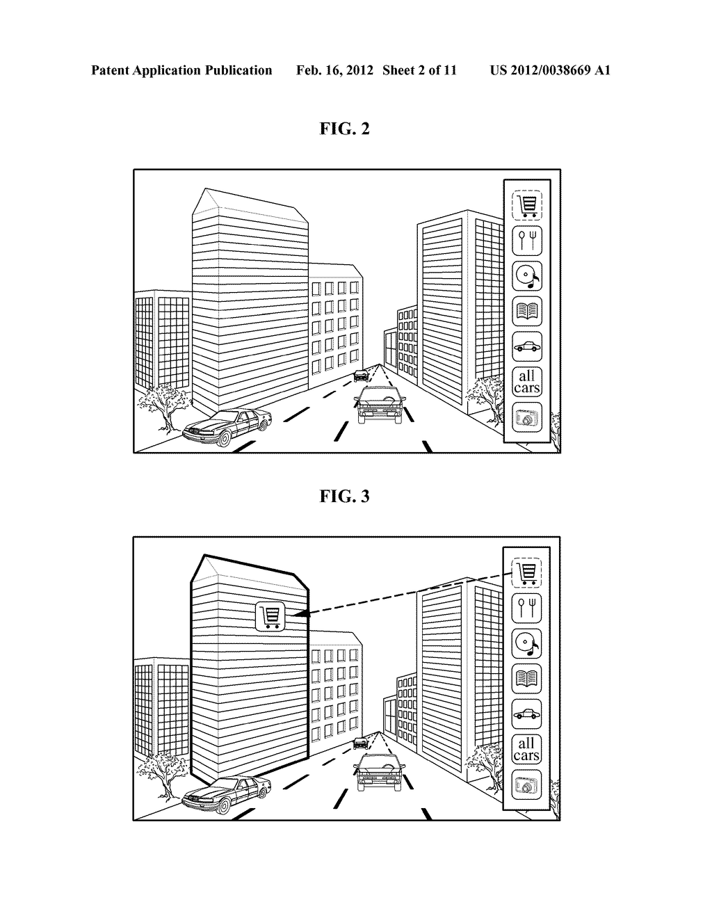 USER EQUIPMENT, SERVER, AND METHOD FOR SELECTIVELY FILTERING AUGMENTED     REALITY - diagram, schematic, and image 03