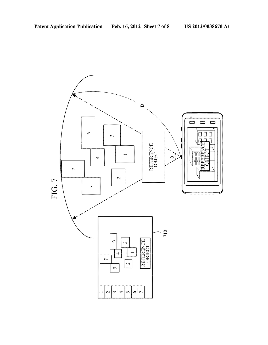 APPARATUS AND METHOD FOR PROVIDING AUGMENTED REALITY INFORMATION - diagram, schematic, and image 08