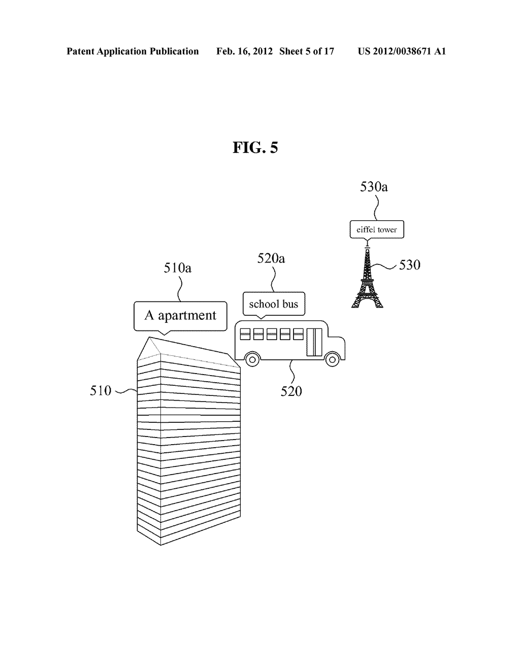 USER EQUIPMENT AND METHOD FOR DISPLAYING AUGMENTED REALITY WINDOW - diagram, schematic, and image 06