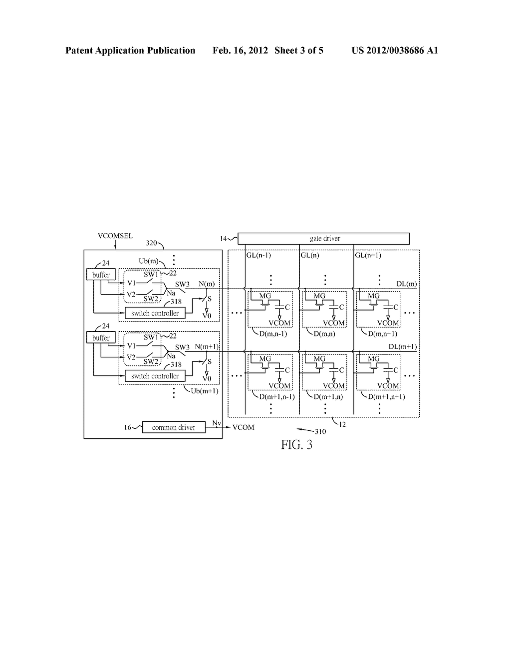 DRIVING CIRCUIT FOR DRIVING ELECTRONIC PAPER - diagram, schematic, and image 04