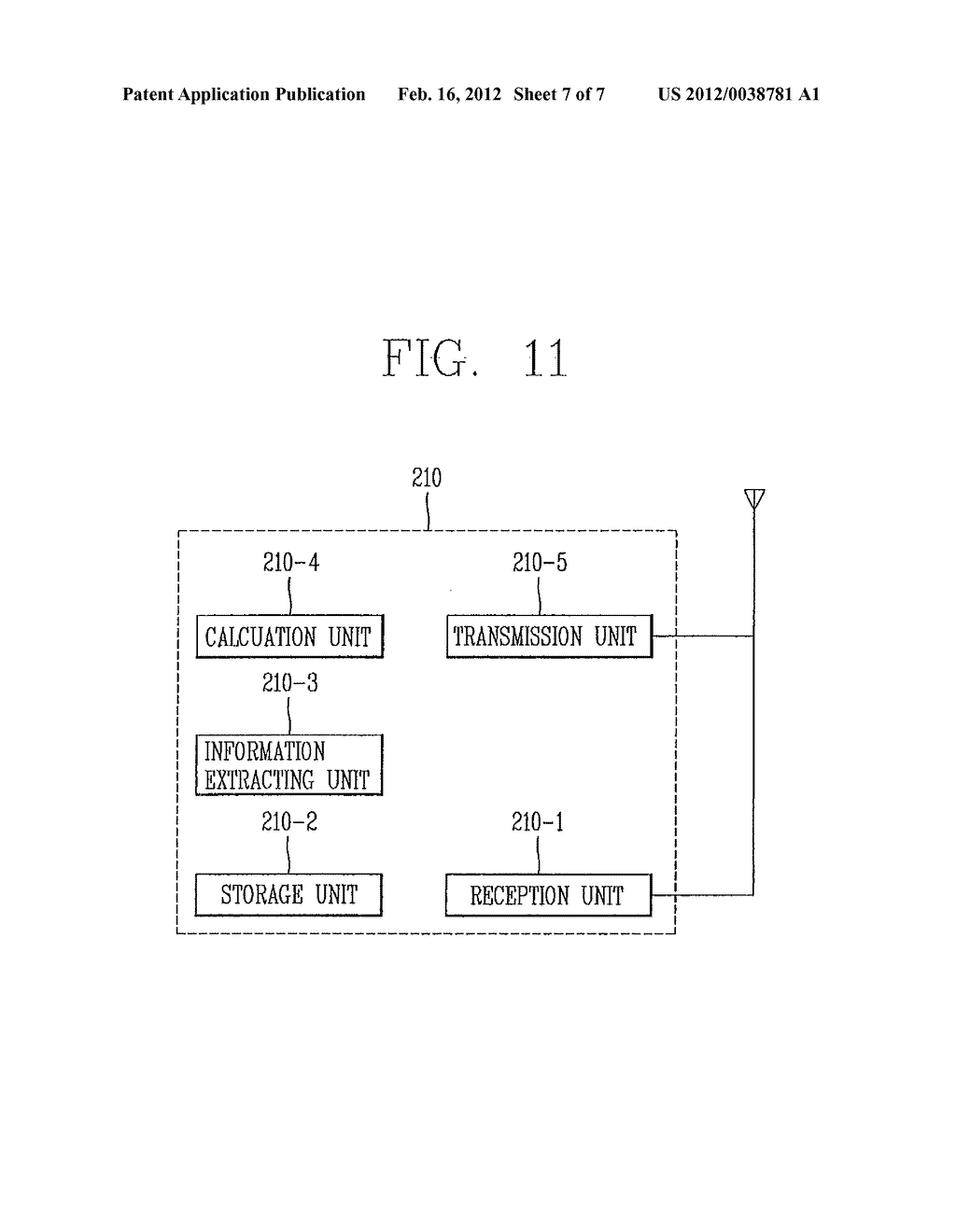 APPARATUS AND METHOD FOR DISPLAYING SERVICE INFORMATION PROVIDED IN     SERVICE ZONE - diagram, schematic, and image 08