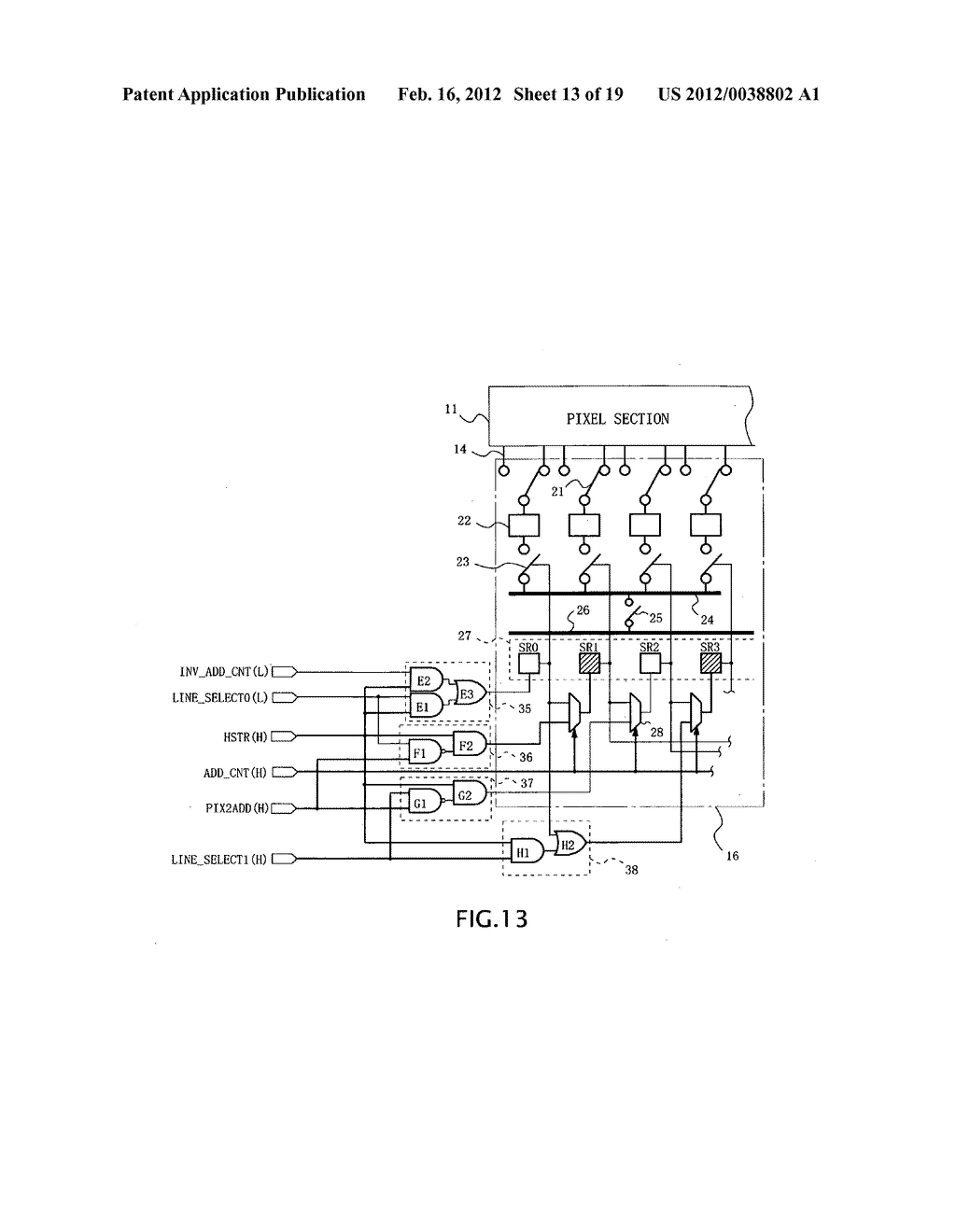 SOLID STATE IMAGING DEVICE AND IMAGING APPARATUS - diagram, schematic, and image 14